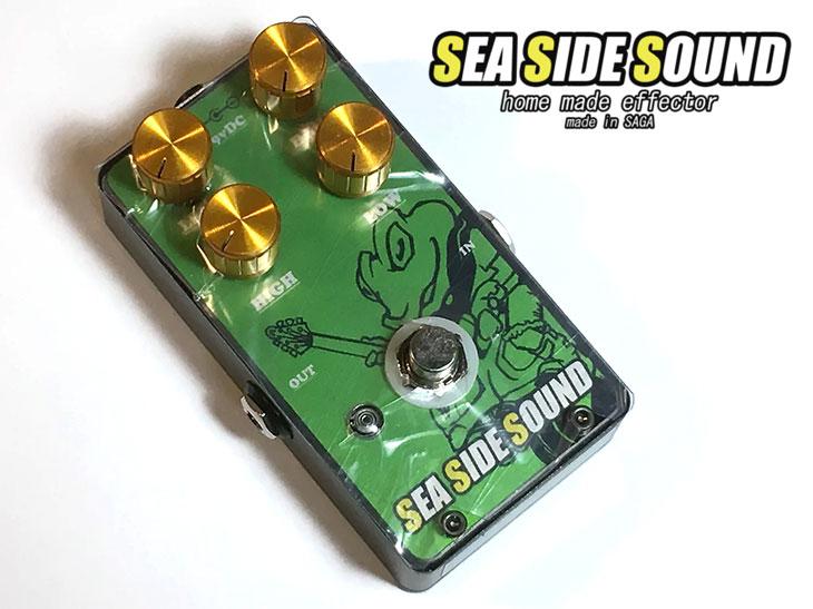 SEASIDESOUND シーサイドサウンド / VALI【オーバードライブ】