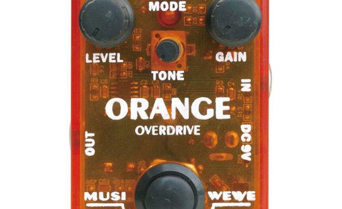 SKS AUDIOエスケイエスオーディオ / Musiwewe Orange Overdrive【オーバードライブ】