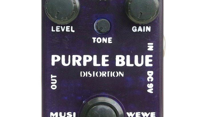 SKS AUDIOエスケイエスオーディオ / Purple Blue Distortion【ディストーション】