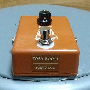 SOUND DOG サウンドドッグ / TOSA BOOST(BOOSTER)【ブースター】