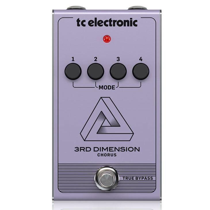 tc electronic ティーシーエレクトロニック / 3RD DIMENSION CHORUS【コーラス】