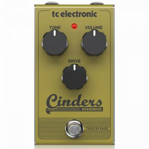 tc electronic / Cinders Overdrive
