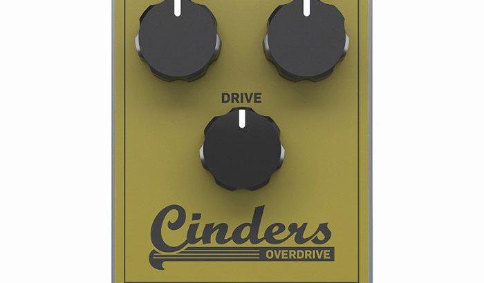 tc electronic ティーシーエレクトロニック / Cinders Overdrive【オーバードライブ】
