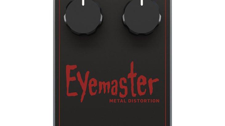 tc electronic ティーシーエレクトロニック / EYEMASTER METAL DISTORTION【ディストーション】