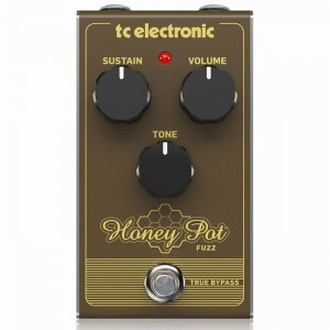 tc electronic / HONEY POT FUZZ【ファズ】
