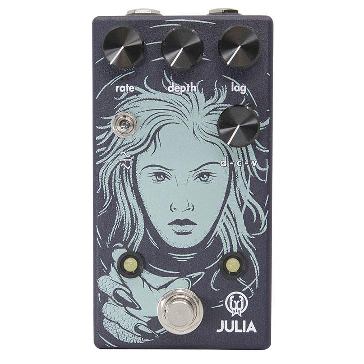 Walrus Audio ウォルラスオーディオ / Julia V2【アナログコーラス】【ビブラート】
