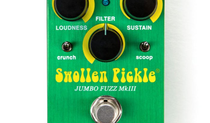 WAY HUGE ウェイヒュージ / SMALLS SWOLLEN-PICKLE FUZZ WM41【ファズ】