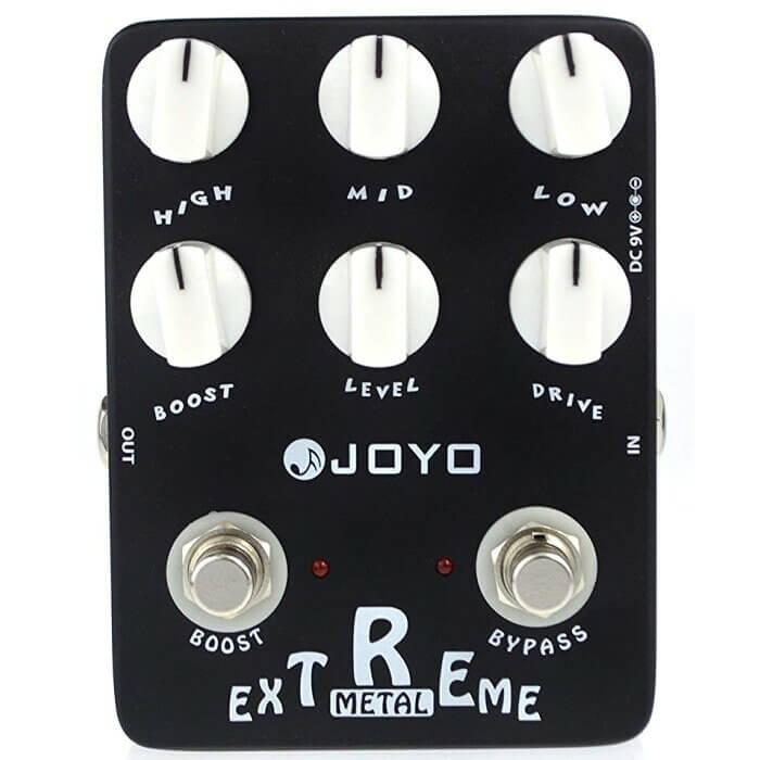 JOYO ジョーヨー / Extreme Metal JF-17【ディストーション】
