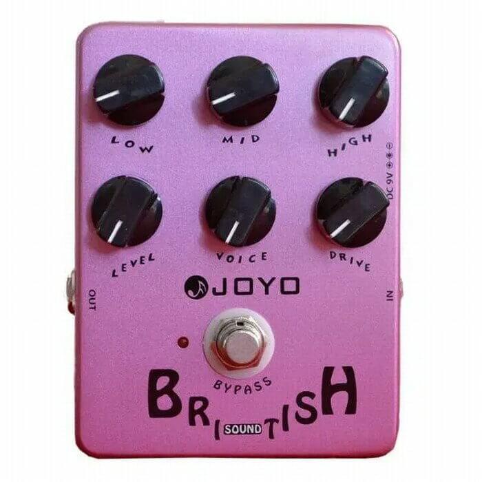 JOYO ジョーヨー / British Sound JF-16 ブリティッシュサウンド【オーバードライブ】