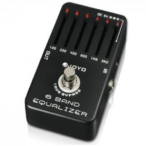 JOYO / JF-11 6 Band EQ Equalizer【イコライザー】