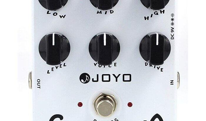 JOYO ジョーヨー / California Sound JF-15【ディストーション】