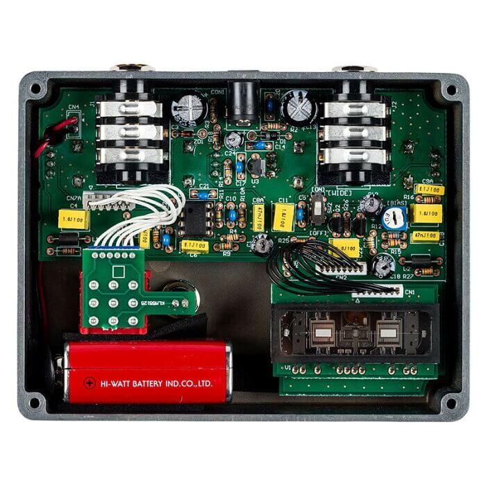 KORG コルグ / OD-S [Nutube Overdrive Kit] 【エフェクター簡単自作キット】