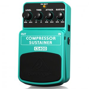 BEHRINGER / CS400 COMPRESSOR SUSTAINER【コンプレッサー】