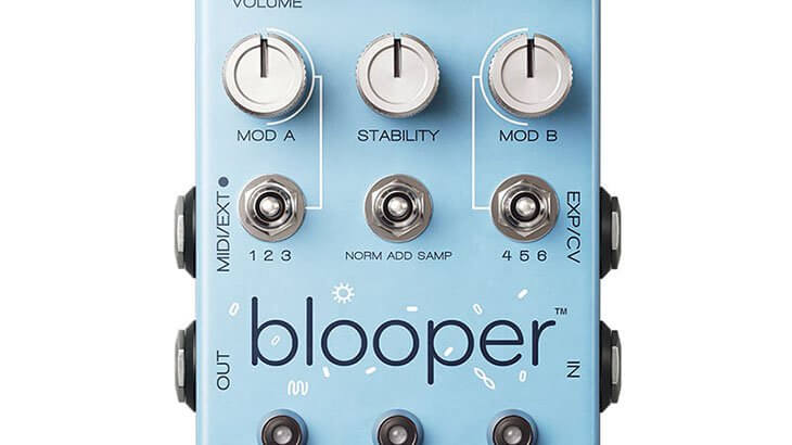 Chase Bliss Audio チェイスブリスオーディオ / Blooper【ルーパー】