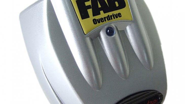 Danelectro ダンエレクトロ / D-2 FAB OVERDRIVE【オーバードライブ】