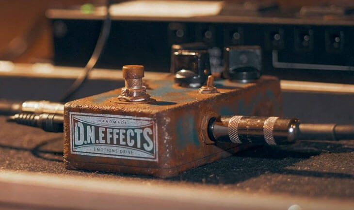D.N.Effects エフェクター