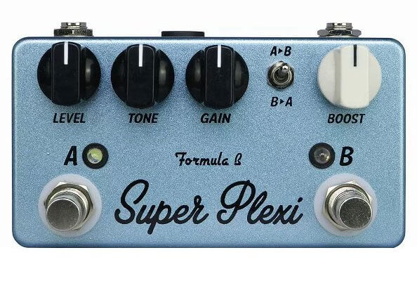 Formula B Elettronica フォーミュラビー エレットロニカ / Super Plexi【オーバードライブ】【ブースター】