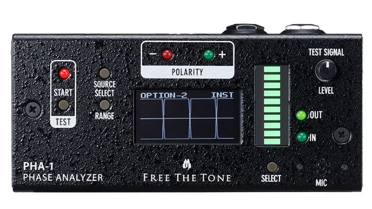 Free The Tone フリーザトーン / PHA-1 PHASE ANALYZER【アナライザー】