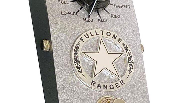 Fulltone フルトーン / Custom Shop RANGER【ブースター】