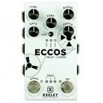 Keeley Electronics キーリー / ECCOS【ディレイ】【ルーパー】