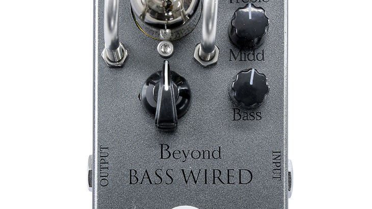 Things シングス / Beyond Tube PreAmp Bass Wired【ベース用プリアンプ】