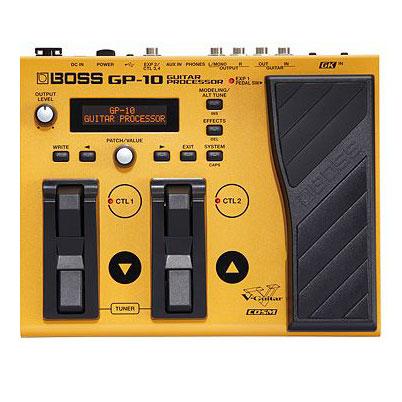 BOSS ボス / GP-10GK【GKピックアップ専用ギター・プロセッサー】
