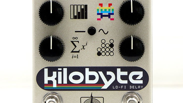 CAROLINE GUITAR COMPANY キャロラインギターカンパニー / KILOBYTE【ディレイ】