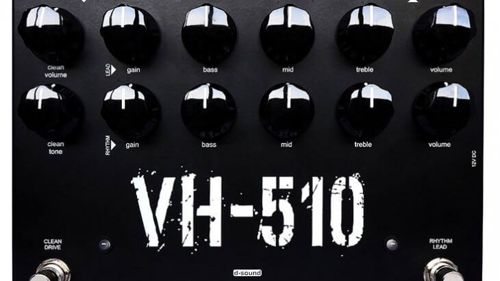 D-Sound ディーサウンド / VH-510【プリアンプ】