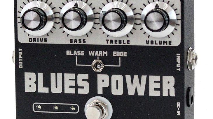 KING TONE GUITAR キングトーンギター / BLUES POWER【オーバードライブ】