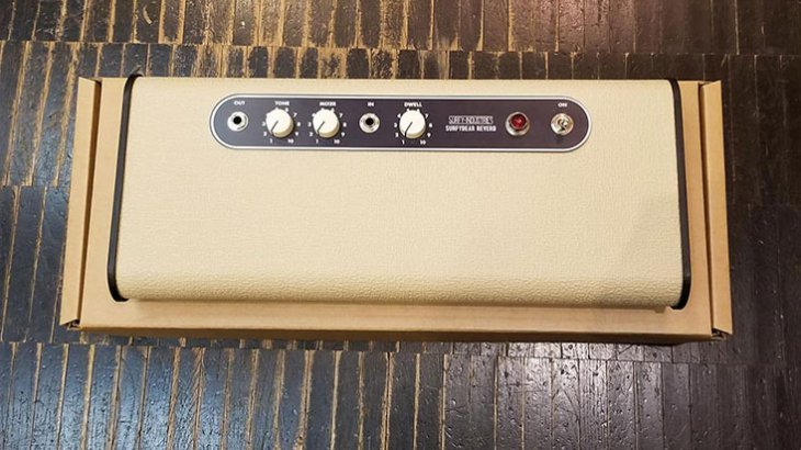 Surfy Industries / SURFYBEAR CLASSIC REVERB UNIT Blonde【リバーブ】