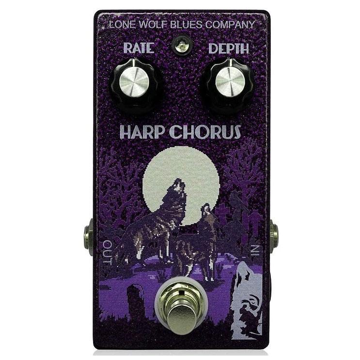 Lone Wolf Blues Company ローンウルフブルースカンパニー / Harp Chorus【ブルースハープ用コーラス】