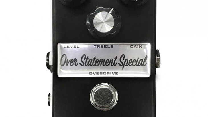 Pedal diggers ペダルディガーズ / Over Statement Special【オーバードライブ】