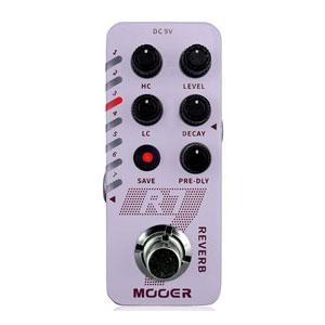 MOOER ムーアー / R7 【リバーブ】