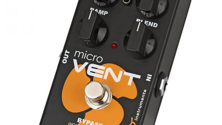Neo Instruments ネオ インストゥルメンツ / micro VENT 122【ロータリースピーカーシミュレーター】