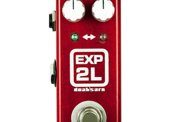 Noah'sark ノアズアーク / EXP-2L【エクスプレッションペダル】