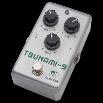 Cluster effects クラスター / TSUNAMI-9【オーバードライブ】