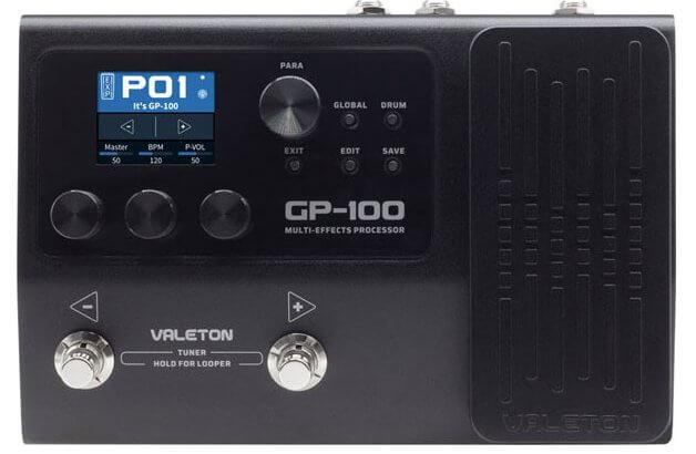 VALETON バレトン / GP-100【ギター用マルチエフェクター】