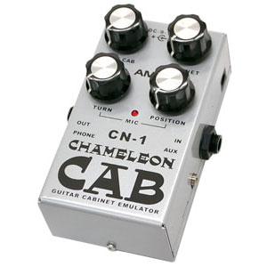 AMT ELECTRONICS エーエムティーエレクトロニクス / CHAMELEON CAB CN-1【キャビネット・シミュレーター】