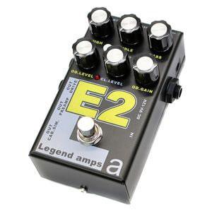 AMT ELECTRONICS エーエムティーエレクトロニクス / E-2【アンプシミュレーター】