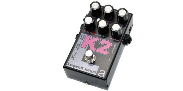 AMT ELECTRONICS エーエムティーエレクトロニクス / K-2【アンプシミュレーター】