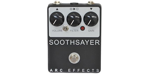 ARC EFFECTS アークエフェクツ / Soothsayer【ディストーション】