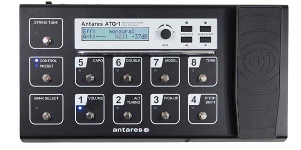 ANTARES アンタレス / ATG-1 [Autotune for Guitar]【ギター用オートチューニングプロセッサー】