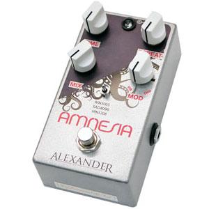 ALEXANDER PEDALS アレキサンダーペダルズ / Amnesia【ディレイ】