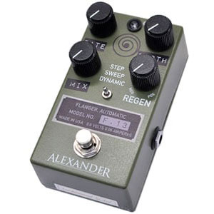 ALEXANDER PEDALS アレキサンダーペダルズ / F.13 Flanger【フランジャー】