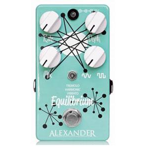 ALEXANDER PEDALS アレキサンダーペダルズ / Equilibrium【トレモロ/ヴィブラート】