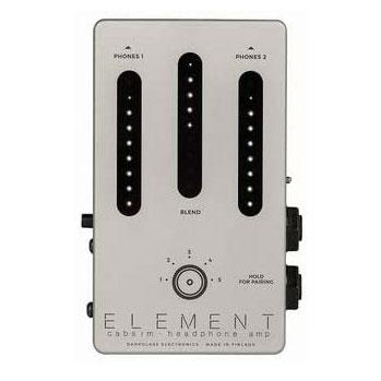 Darkglass Electronics ダークグラスエレクトロニクス / ELEMENT【ヘッドフォンアンプ】【IRキャビネットシミュレーター】