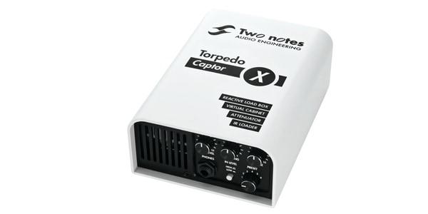 Two notes トゥーノーツ / Torpedo Captor X【ロードボックス/アッテネーター】【IRローダー】