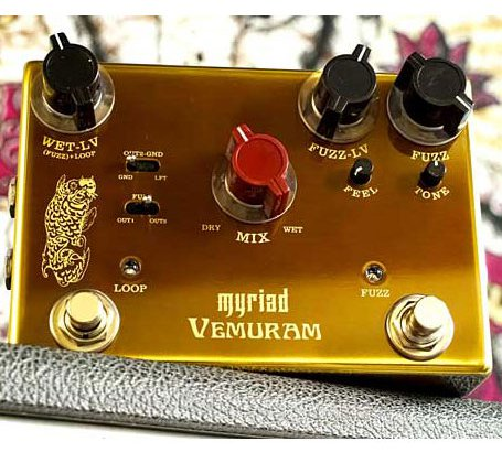 Vemuram ベムラム / Myriad [Josh Smith]【ファズ】