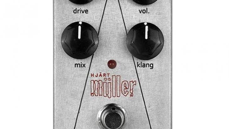 Moody Sounds ムーディーサウンズ / Hjart Muller【オーバードライブ】