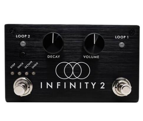PIGTRONIX ピグトロニクス / Infinity 2 Double Looper【ステレオループペダル】